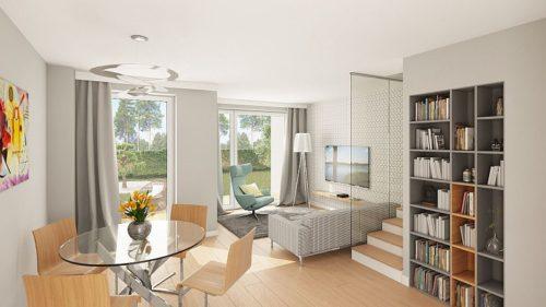 Zmiany aranżacyjne w nowym mieszkaniu