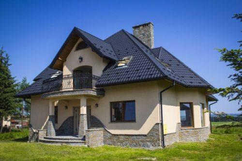 Kształt konstrukcji dachu a rodzaj pokrycia