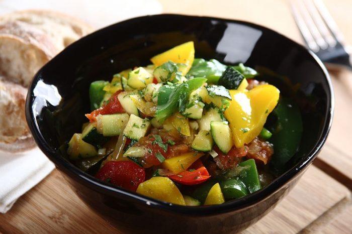 leczo warzywne