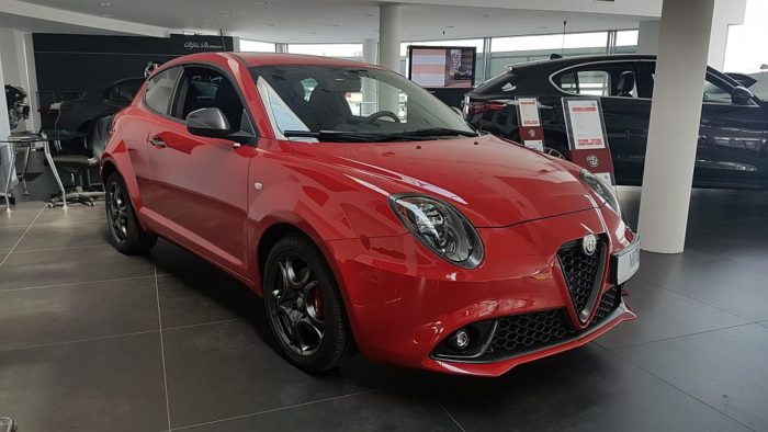 Gdzie ty, tam i Alfa Romeo Mito!
