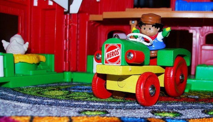 Zabawki rolnicze dla dużych i małych