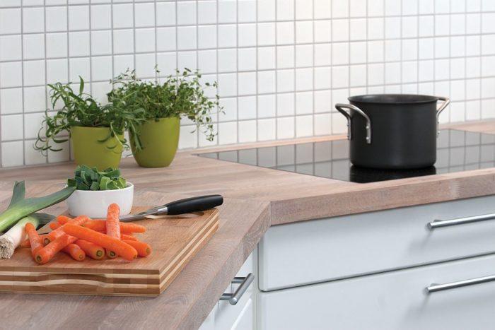Dębowy blat – naturalny wybór do kuchni
