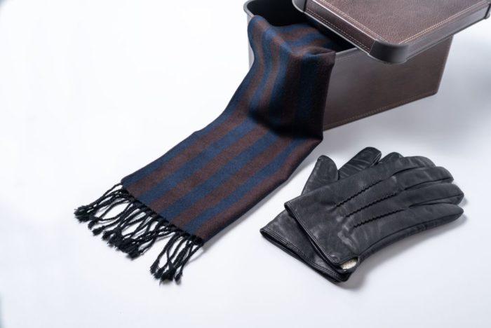 Rękawiczki ze skóry naturalnej dla prawdziwego mężczyzny