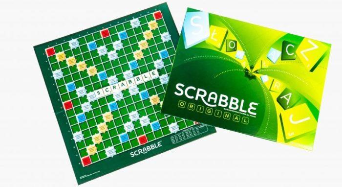 Grasz w Scrabble? Będziesz zdrowszy!