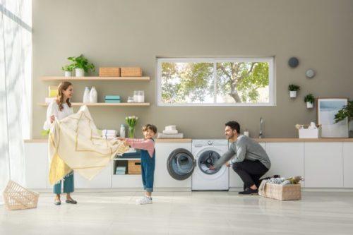 4 rzeczy, które można, a nawet trzeba prać w pralce