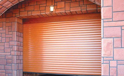 Roletowe bramy garażowe – charakterystyka