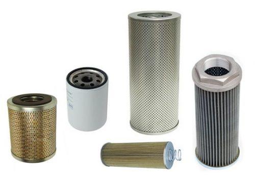 Rodzaje filtrów przemysłowych